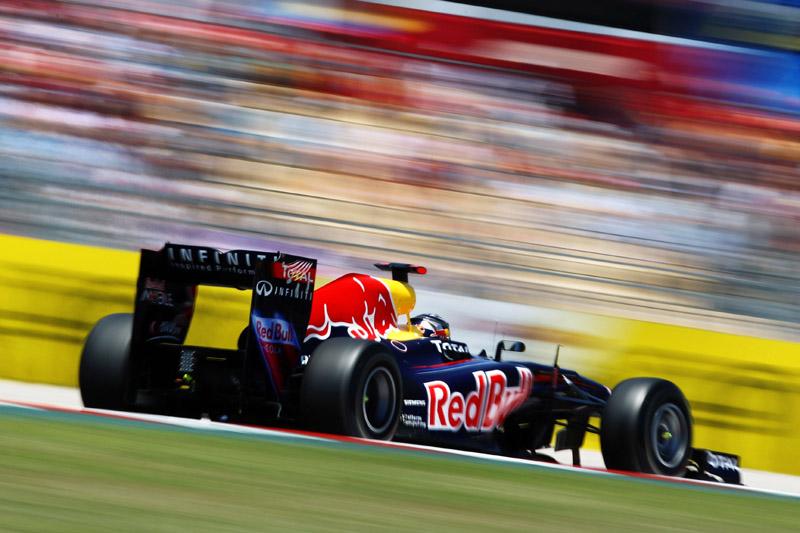 Vettel: temporada quase perfeita, não fosse a China