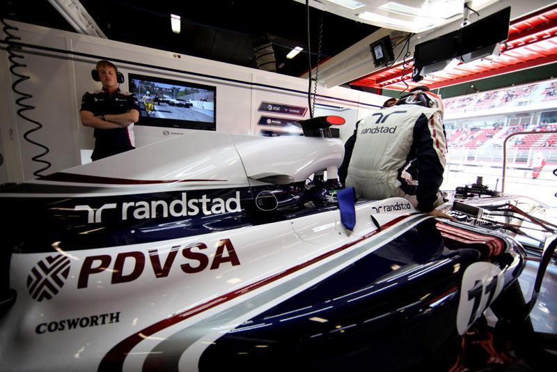 Barrichello não vê updates da Williams funcionando