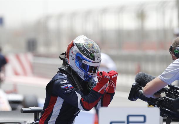 Bird venceu a segunda no Bahrein