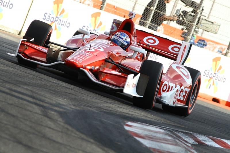 Dixon foi ao pódio em duas das três corridas até agora
