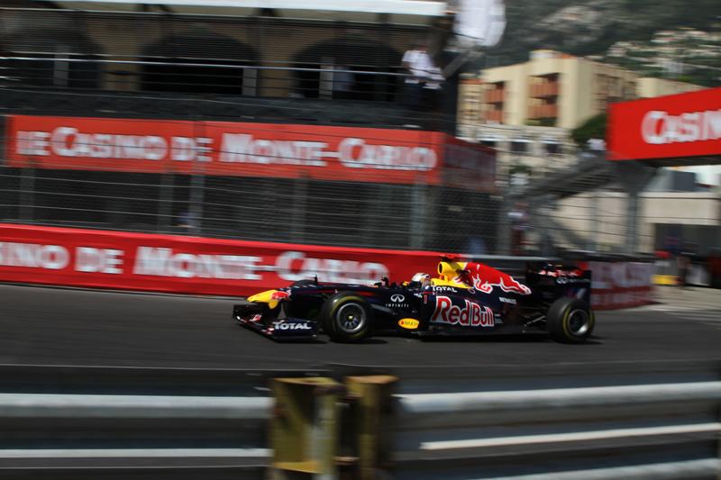 Vettel foi o melhor na primeira sessão de treinos livres