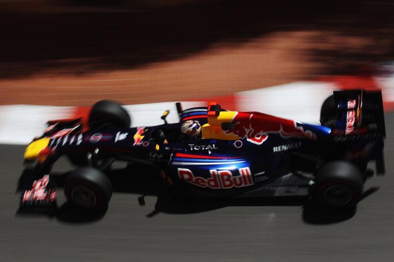 Vettel: primeira pole no Principado