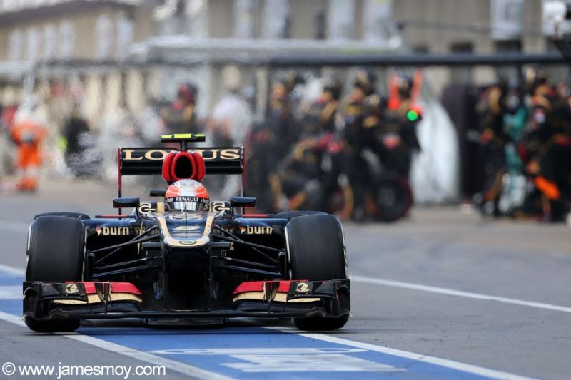 Grosjean otimista para Silverstone