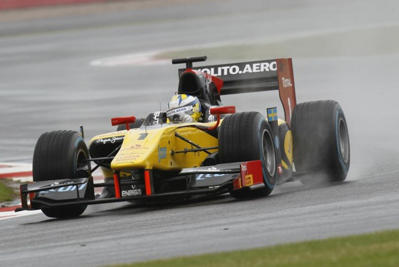 Marcus Ericsson ainda não chegou na zona de pontuação neste ano