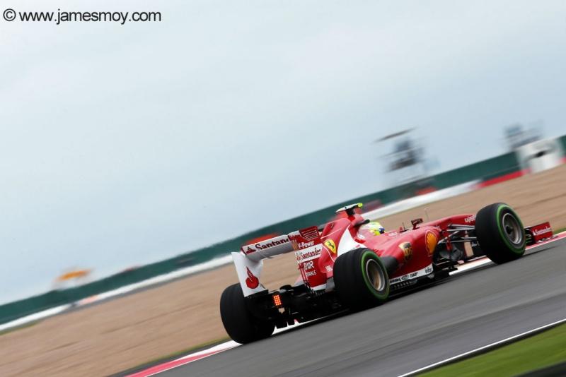 Felipe Massa espera tempo quente neste sábado