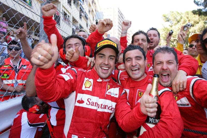 Alonso: resultado será motivação para equipe