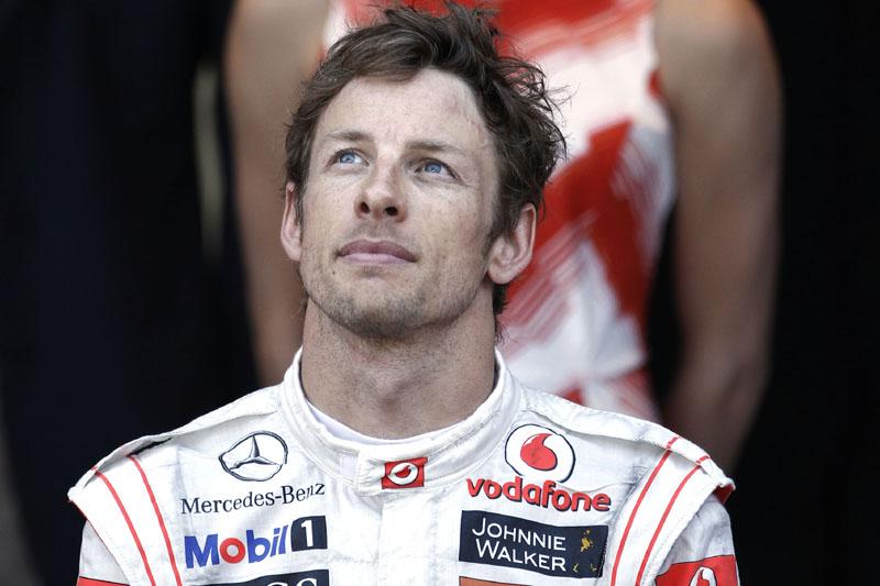 Button: frustração com interrupção de corrida