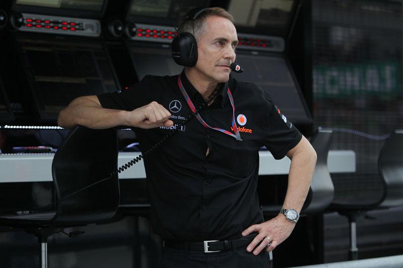 Whitmarsh relativizou a reação de Hamilton após o GP de Mônaco