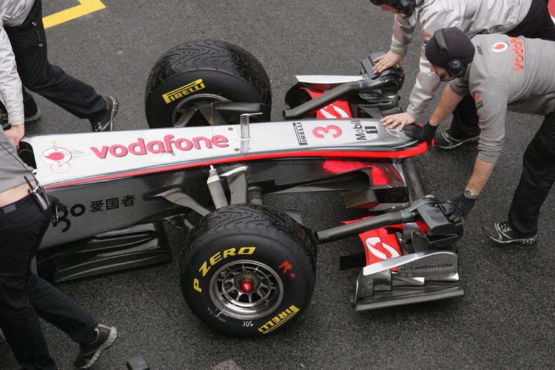 Pneus Pirelli prometem dar o que falar neste início de campeonato