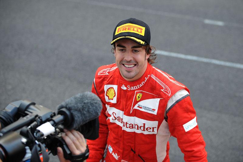 Alonso é quinto colocado no campeonato, com 69 pontos
