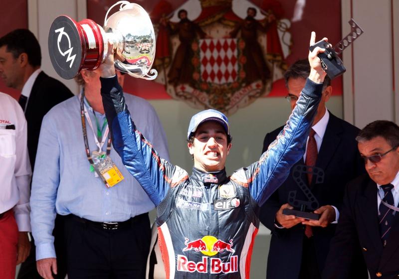 A segunda vitória consecutiva em Mônaco encheu os olhos dos chefões da Red Bull