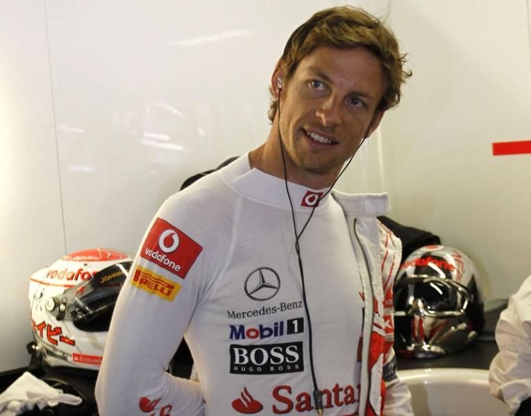 Button é o quarto colocado no campeonato, a 67 pontos de Vettel