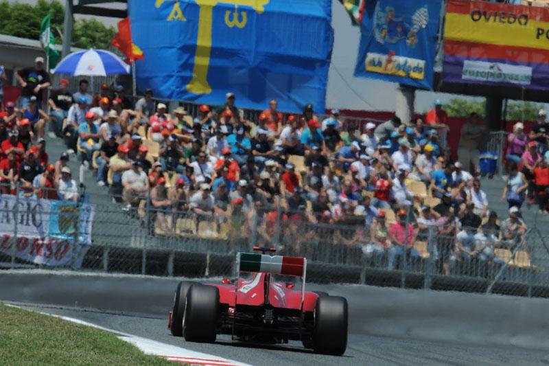 Alonso dá mais audiência que Nadal na Espanha