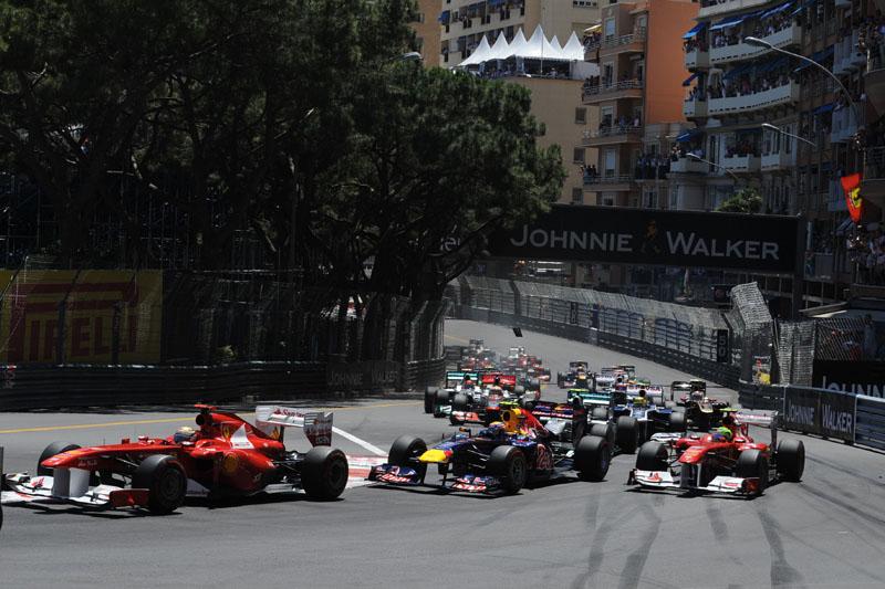 GP de Mônaco foi um dos mais emocionantes nos últimos tempos