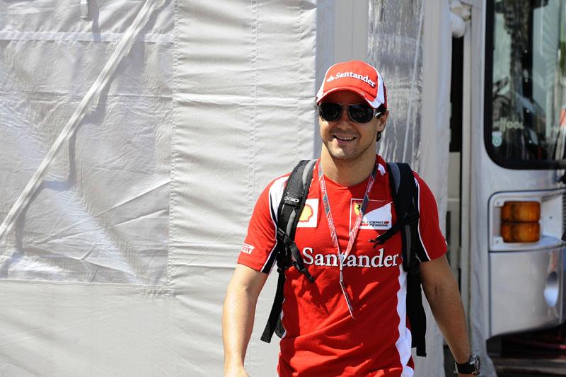 Massa está confiante na melhora do 150 Italia