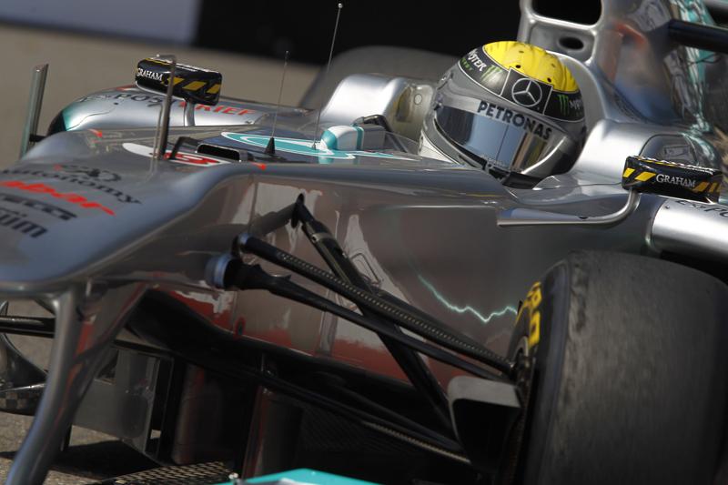 Força G dentro do cockpit chega a 5.5 no maior ponto de freada do circuito