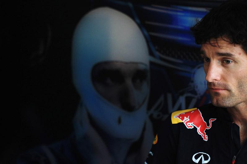 Webber chegou em quarto lugar no Canadá em 2010