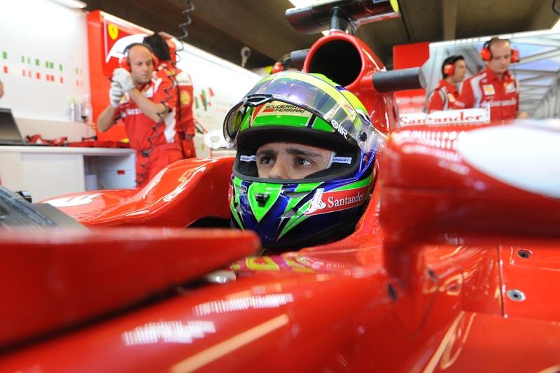 Massa foi o terceiro nos treinos livres para o GP do Canadá