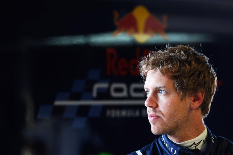 Vettel larga na ponta no Canadá
