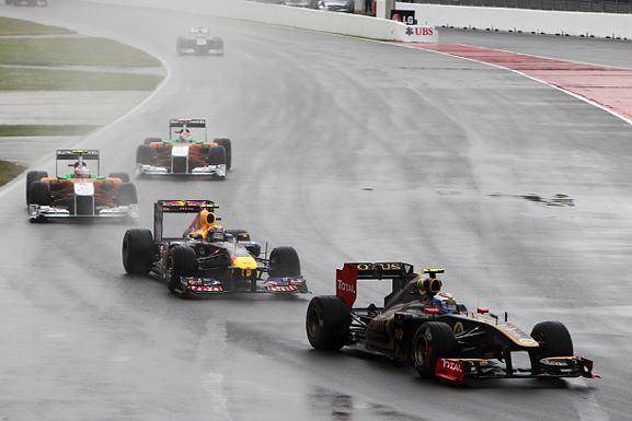 Petrov afastou a má fase com uma boa corrida no Canadá