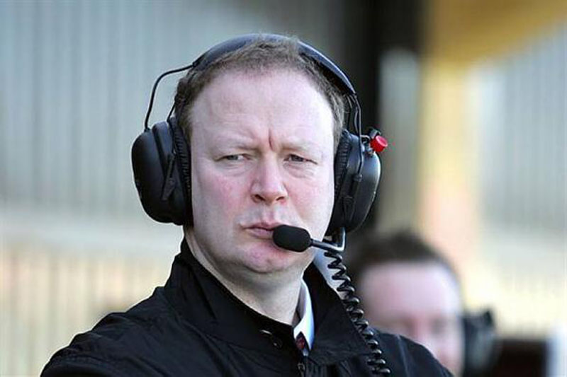 Coughlan estava afastado da F-1 desde 2007