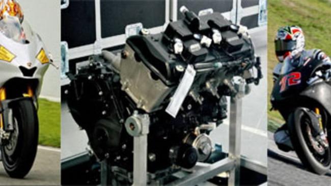 Moto2 2010: motori da 140 CV per le