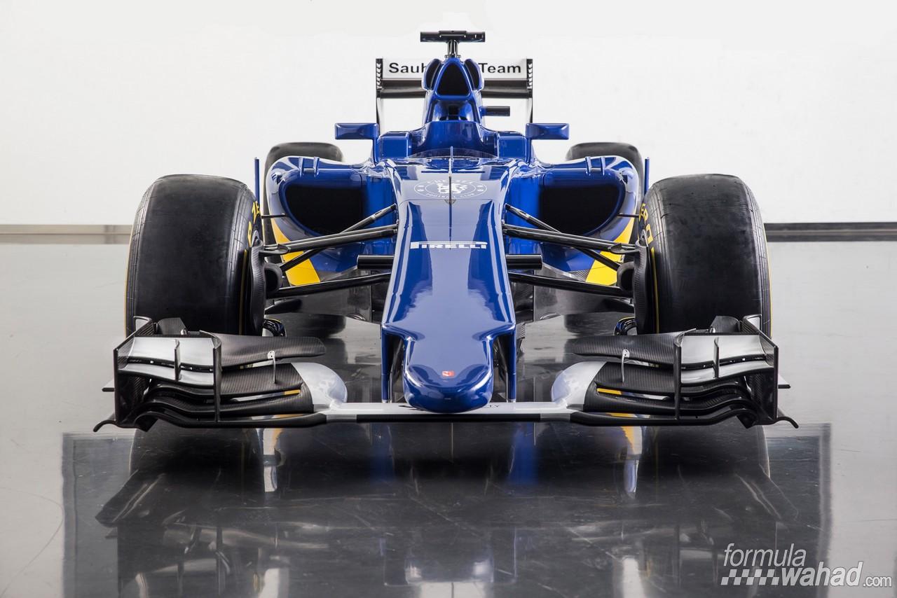 20150130_Sauber_C34-Ferrari_Front