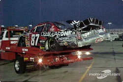 #87 Cellularone wreck on the hauler