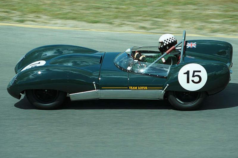 Group 3: #15 1958 Lotus 15