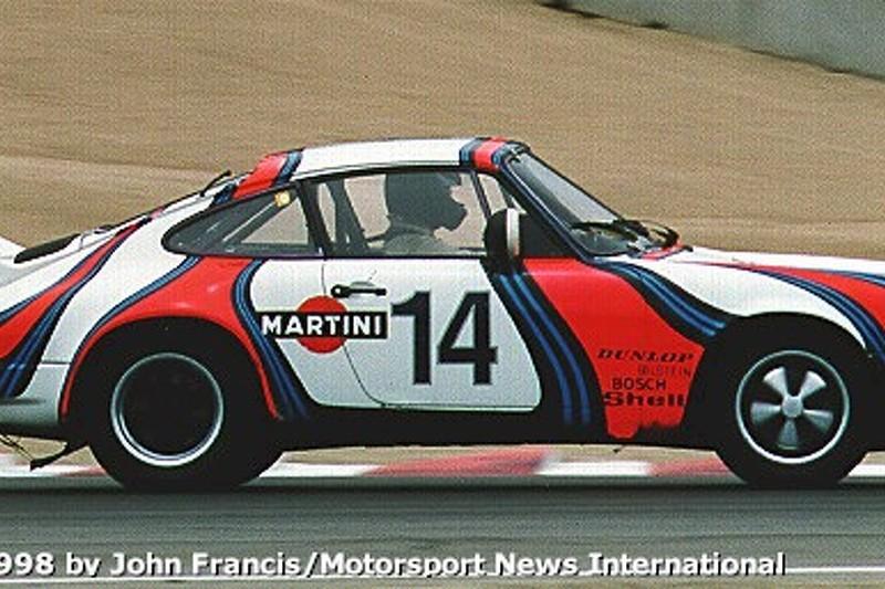 Exhibition Porsche 911 (turn 2)