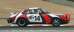Exhibition Porsche 911 (turn 2)