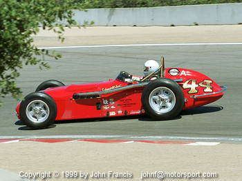 1960 Meskowski Indy Roadster