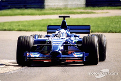 Jean Alesi in Abbey