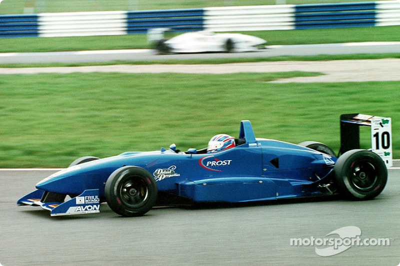 Ryan Dalziel (GB) RC Motorsport