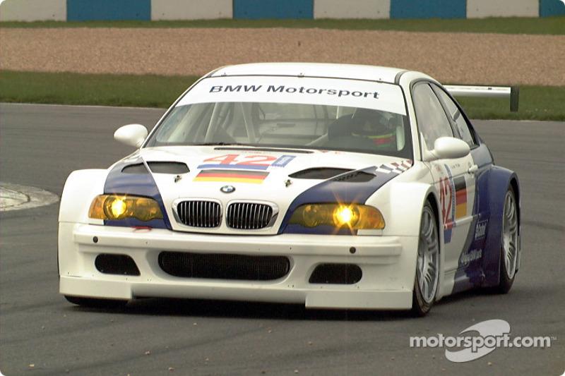 Jorg Muller's BMW