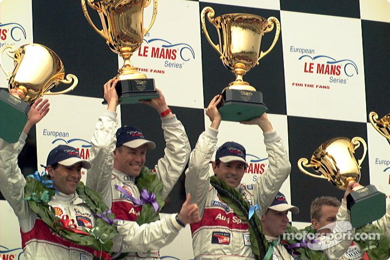 Audi winners
