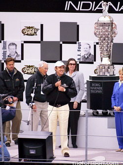 Back home again in Indiana: Jim Nabors