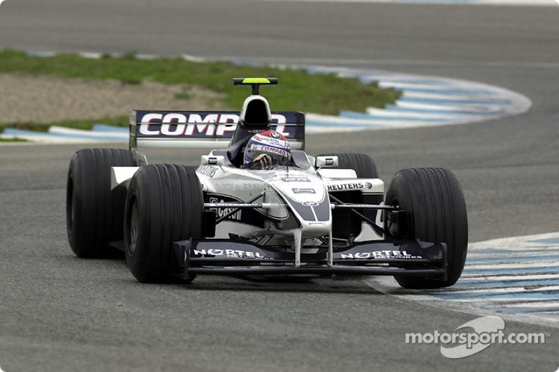 New test driver Marc GenŽ