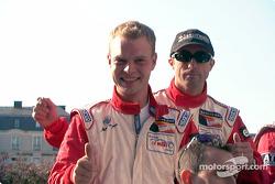 Jan Magnussen, David Brabham