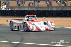 Dick Barber Racing's prototype