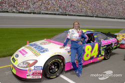 Winston Cup Series debut for Shawna Robinson