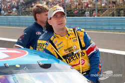 John Andretti ready to qualify
