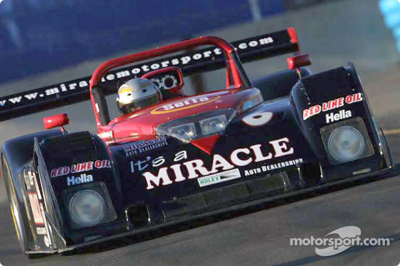 Serta Ford Riley & Scott of Miracle Motorsports