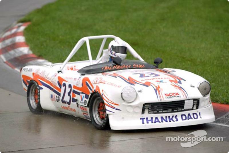 Race 2, G Production: Mark McAllister