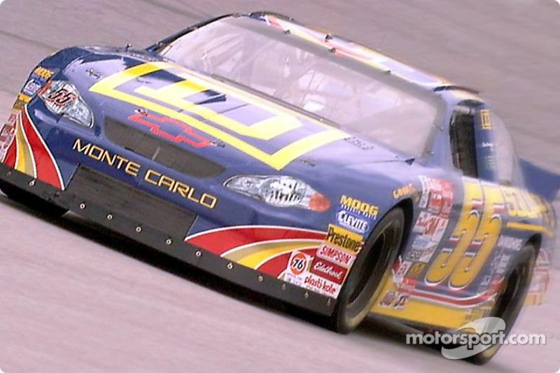 Race winner Bobby Hamilton