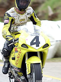 Eric Wood Suzuki 600