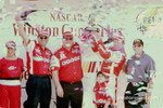 Race winner Bill Elliott