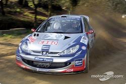 Peugeot Esso Silver Team SG