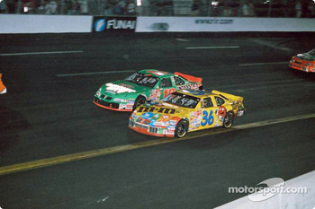Ken Schrader and Bobby Labonte