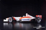 The 2001 Toyota Formula 1 TF102